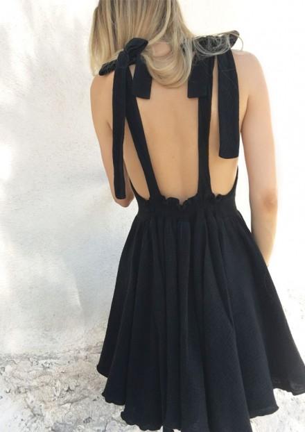 Robe Giorgia - Noir