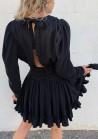 Robe Valentina - Noir
