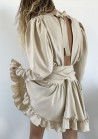 Robe Valentina - Beige