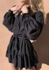 Robe Romee - Noir