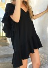 Robe Pia - Noir